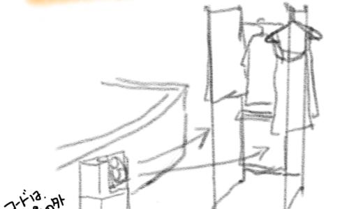 【Tips】梅雨の洗濯物のお悩み解決 〜浴室乾燥機がない場合の対処法
