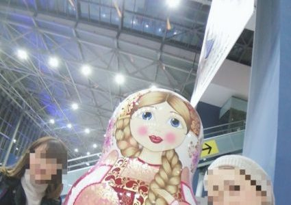 【旅エッセイ】冬のウラジオストク ~2度目のロシア