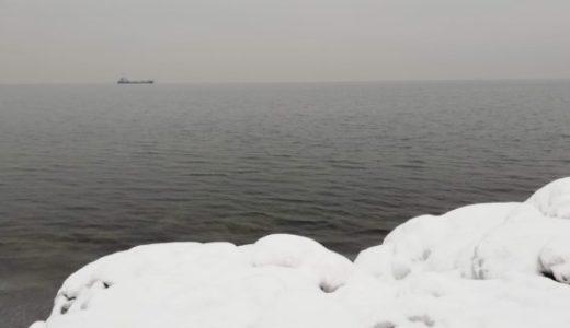 【旅エッセイ】冬のウラジオストク 〜灰色の街