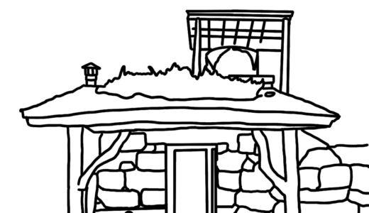 【サウナ】穂高養生園|森のハーバルサウナ・リトリート